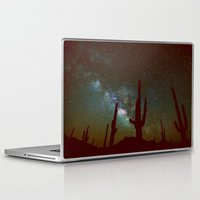 milky way Laptop & iPad Skins featuring milky way by 2sweet4words Designs