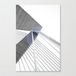 The Bridge 002 Canvas Print