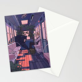 Paw Friendly Car Stationery Cards