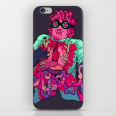 For science iPhone & iPod Skin
