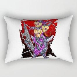 METAL MUTANT 2 Rectangular Pillow