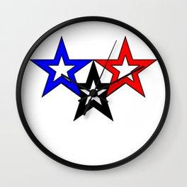 Neostar Logo Wall Clock