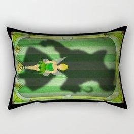 Shadow Collection, Series 1 - Hook Rectangular Pillow