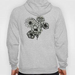 Floral Ink III Hoody