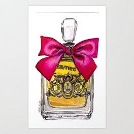Perfum Bottle #2 Art Print