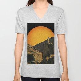 Sunrise Unisex V-Neck