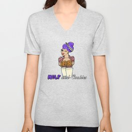 Milf and Cookies Unisex V-Neck