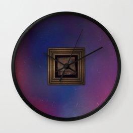 SN/1-3 Wall Clock