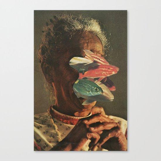 Body Horror Canvas Print