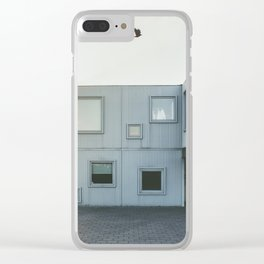 Amsterdam Life Clear iPhone Case