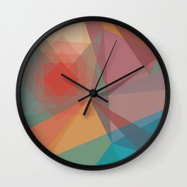 nightfall Wall Clock