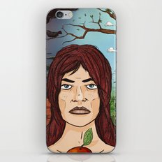 The Garden of Eden iPhone Skin
