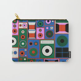 the only good system is the sound system Carry-All Pouch