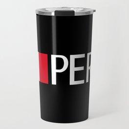 Peru: Peruvian Flag & Peru Travel Mug
