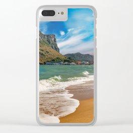 Ao Noi beach Thailand Clear iPhone Case