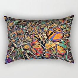 Shattered Dreams Rectangular Pillow