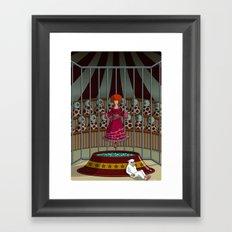 Monkey Me Framed Art Print