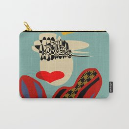 QUEEN OF STYLE Carry-All Pouch