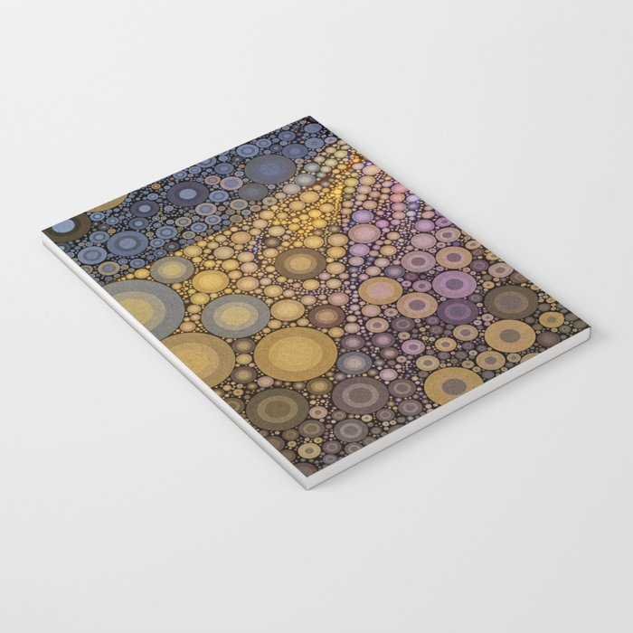 Deep Roots Abstract Notebook