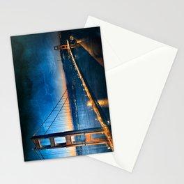 Golden Gate Ghost Bridge Stationery Cards