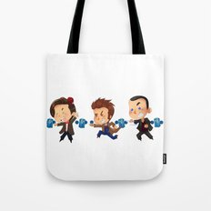 The Doctors! Tote Bag