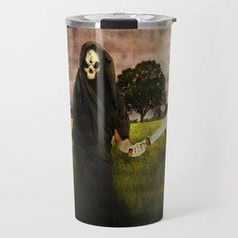 Death loves you Travel Mug