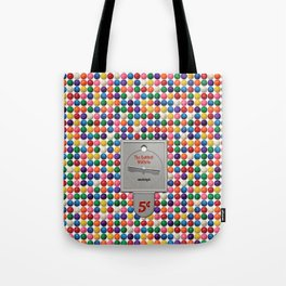 The Gumball Machine Tote Bag