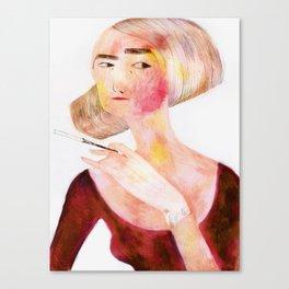 Scarlette Canvas Print