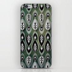 Pierrot II/Memoir Pattern iPhone & iPod Skin