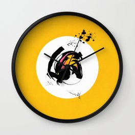 Move Wall Clock