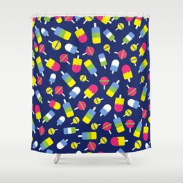 Ice Candy Shower Curtain