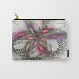 Fantasy, Abstract Fractal Art Carry-All Pouch