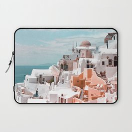 Santorini, Oia Laptop Sleeve
