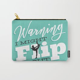Gymnastic Flip Carry-All Pouch