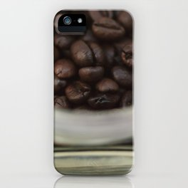 Food photography, macro photo, kitchen, still life, chef, cook, cooking, foodporn, home gifts, ideas iPhone Case