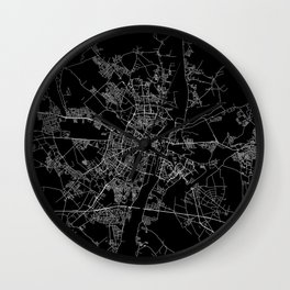 Poznan Wall Clock