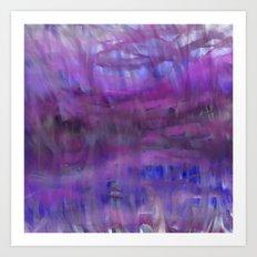 Fragment 15: Weaving the Hope Art Print
