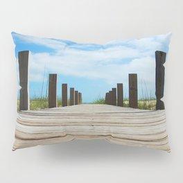 Baldhead island  Pillow Sham