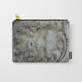 Wall in Vizcaya Carry-All Pouch