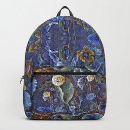 September Morning Glory Backpack
