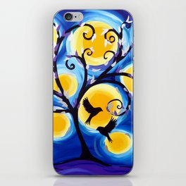 Our Magic Story iPhone Skin