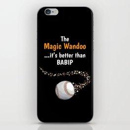 Magic Wandoo iPhone Skin