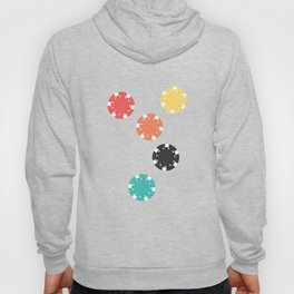 #21 Poker Chips Hoody