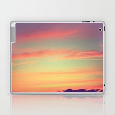 When Rainbows Go To Bed Laptop & iPad Skin