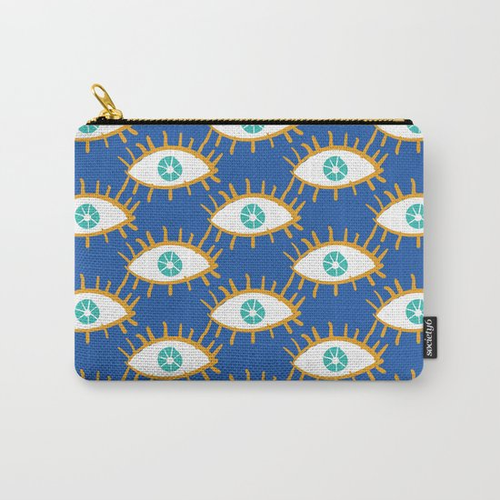 Eyes don't lie Carry-All Pouch
