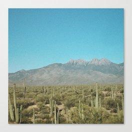 Southwest Desert Canvas Print