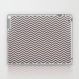 Happy zigzag Laptop & iPad Skin