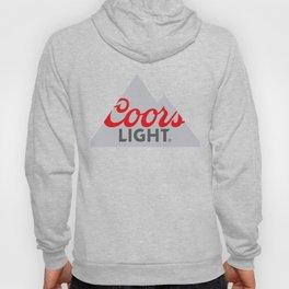 Coors Light Original 3C Logo T-Shirt 3 (Official) Hoody