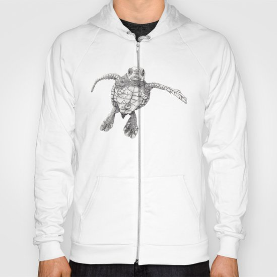 Chelonioidea (the turtle) Hoody