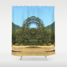 Incoming... Shower Curtain